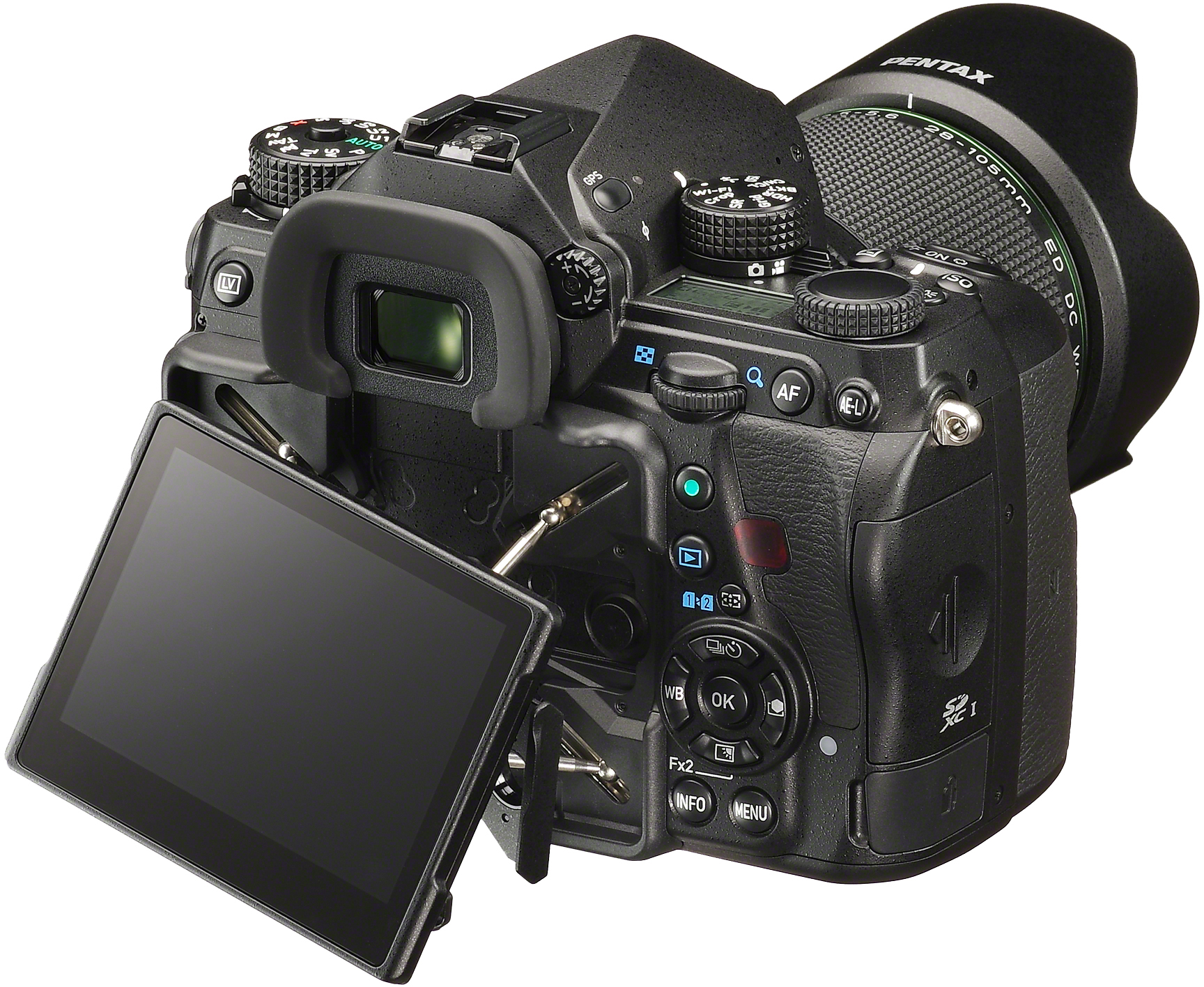 Unveiled: Pentax Makes its First Foray into Full-Frame Cameras ...