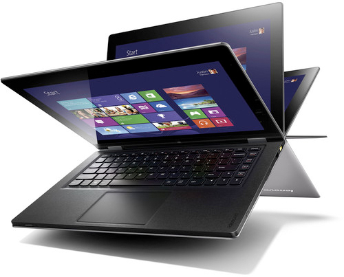 Lenovo IdeaPad Yoga Series: Stretching the Boundaries