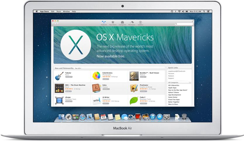 Mac os x download free