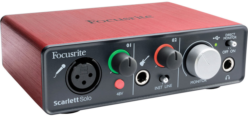 Hands-On Review of the Newest Member of the Focusrite Family