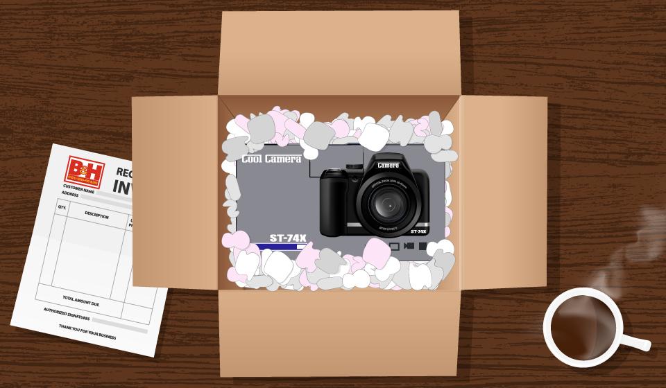 I Just Got a New Camera… What Do I Do?