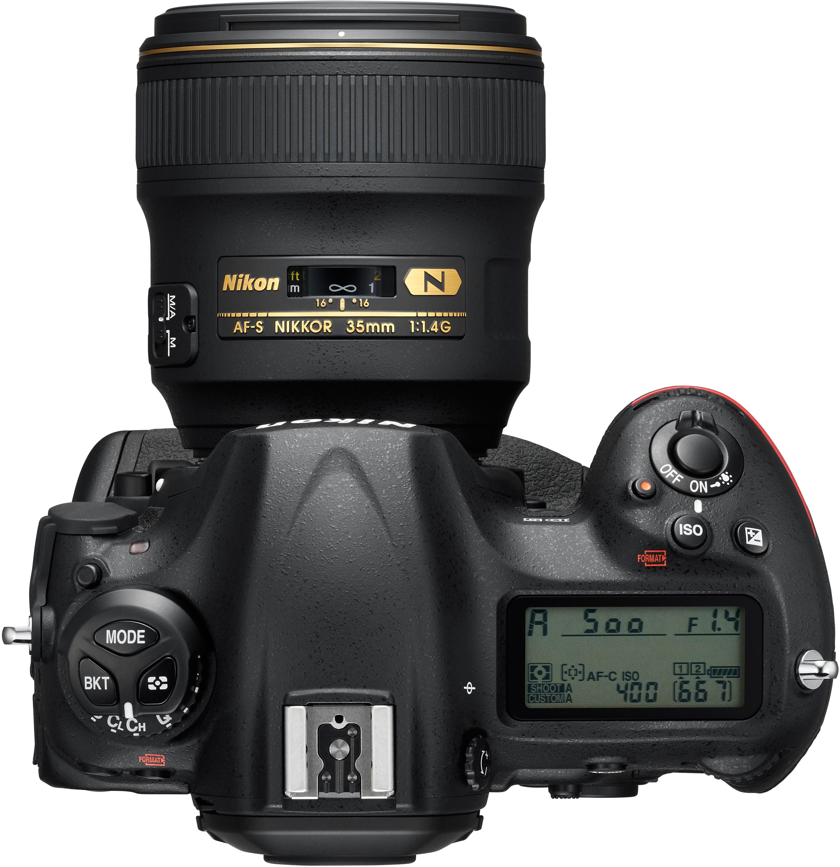 Unveiled: Nikon's 4K-Capable D5, DX-Format D500 & Radio
