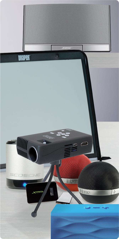 Pico projectors b h explora for Pico projector accessories