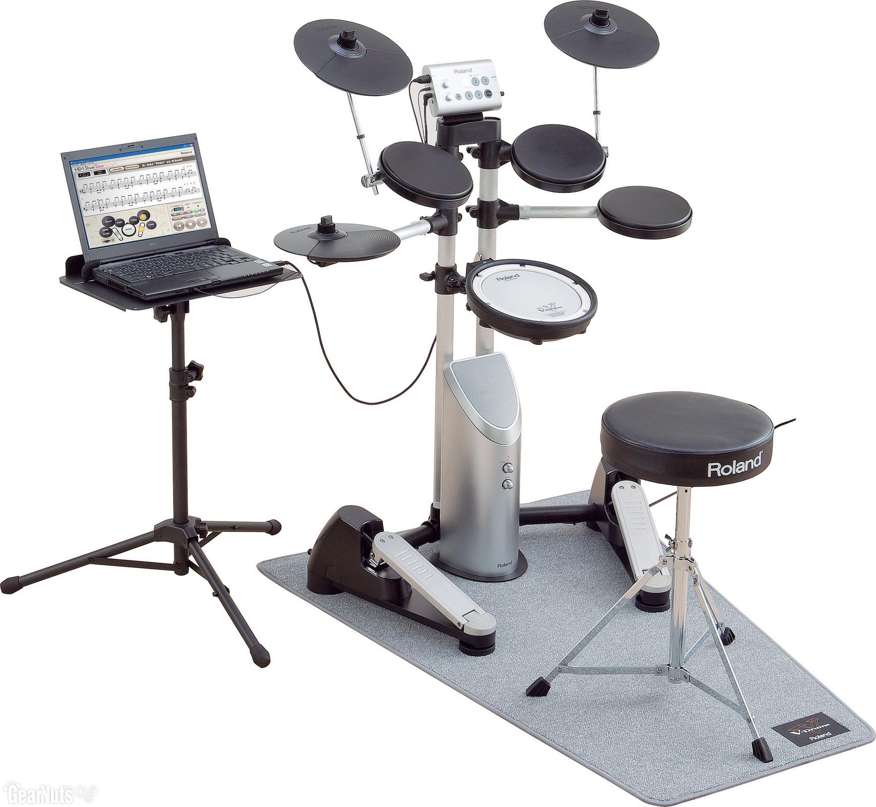 Electronic Drum Kits Roundup B H Explora