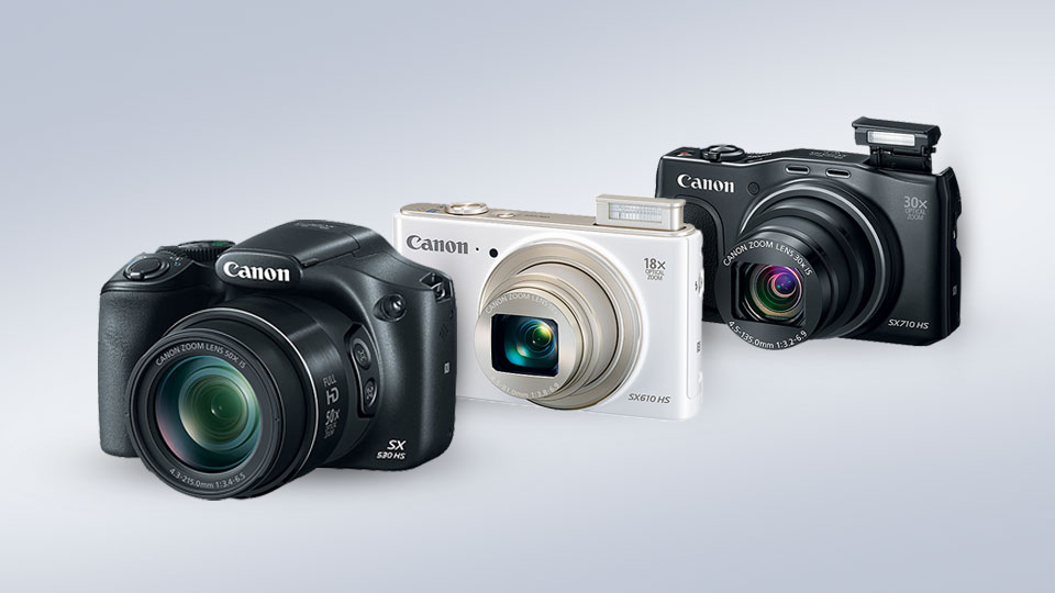CES 2015: Canon's New PowerShots, Connect Station CS100, and EOS 6D Kit
