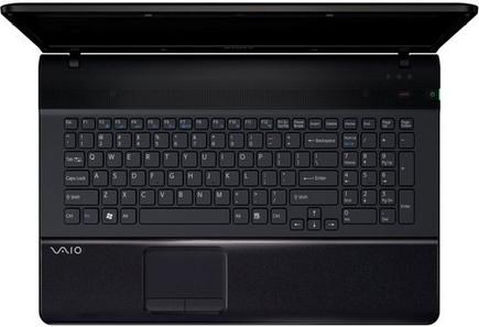 Sony Vaio VPCEF44FX/BI Linux
