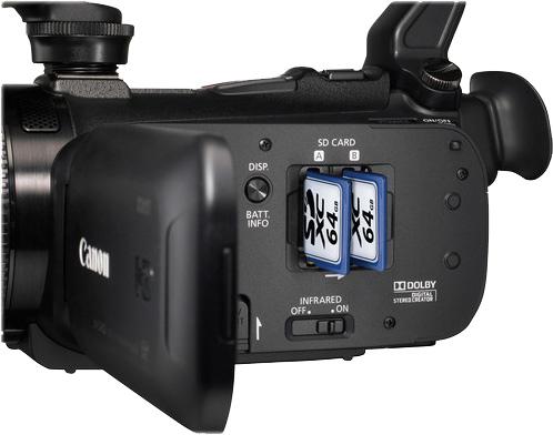 canon xa10 ultra compact professional hd camcorder | explora