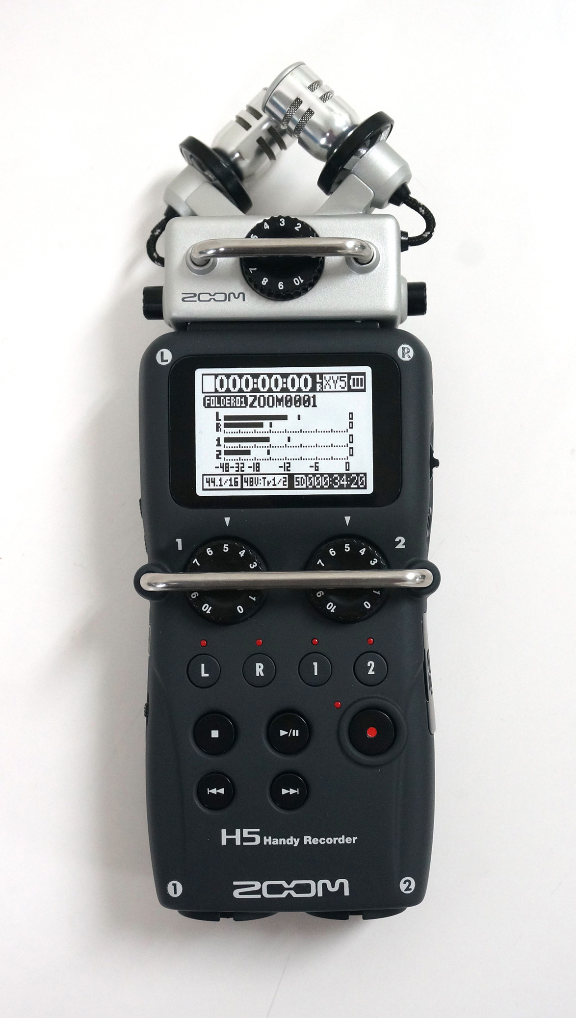 Zoom Introduces the H5 Handy Recorder