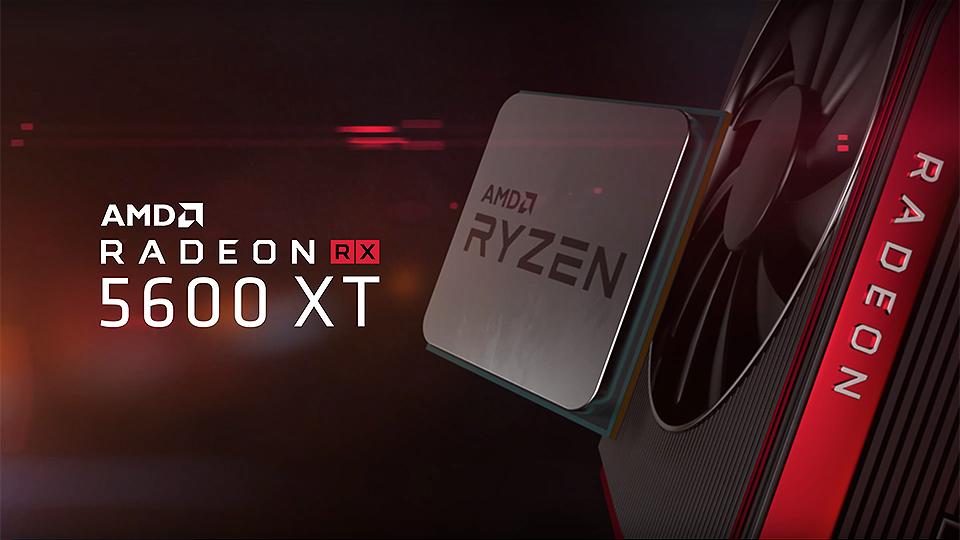 AMD Radeon™ RX 5600 XT Graphics Card