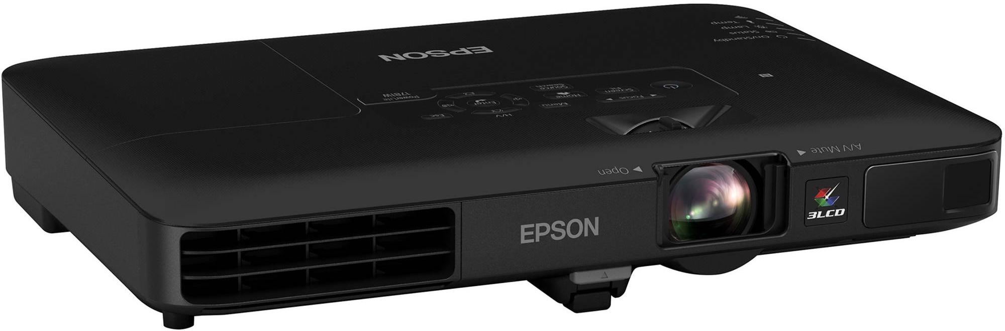 Epson PowerLite 1781W 3200-Lumen WXGA 3LCD Projector