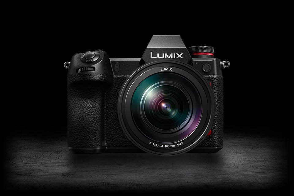 Panasonic Lumix DC-S1H Mirrorless Digital Camera