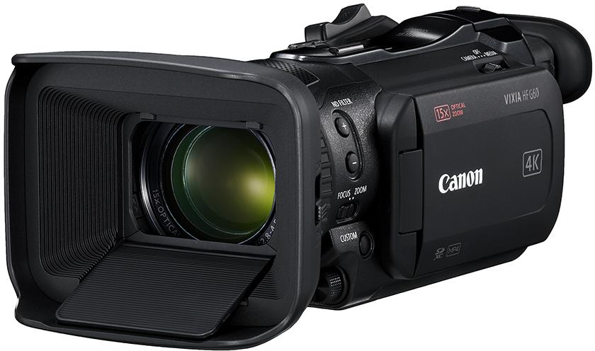 NAB 2019: Five New Canon 4K Camcorders | B&H Explora