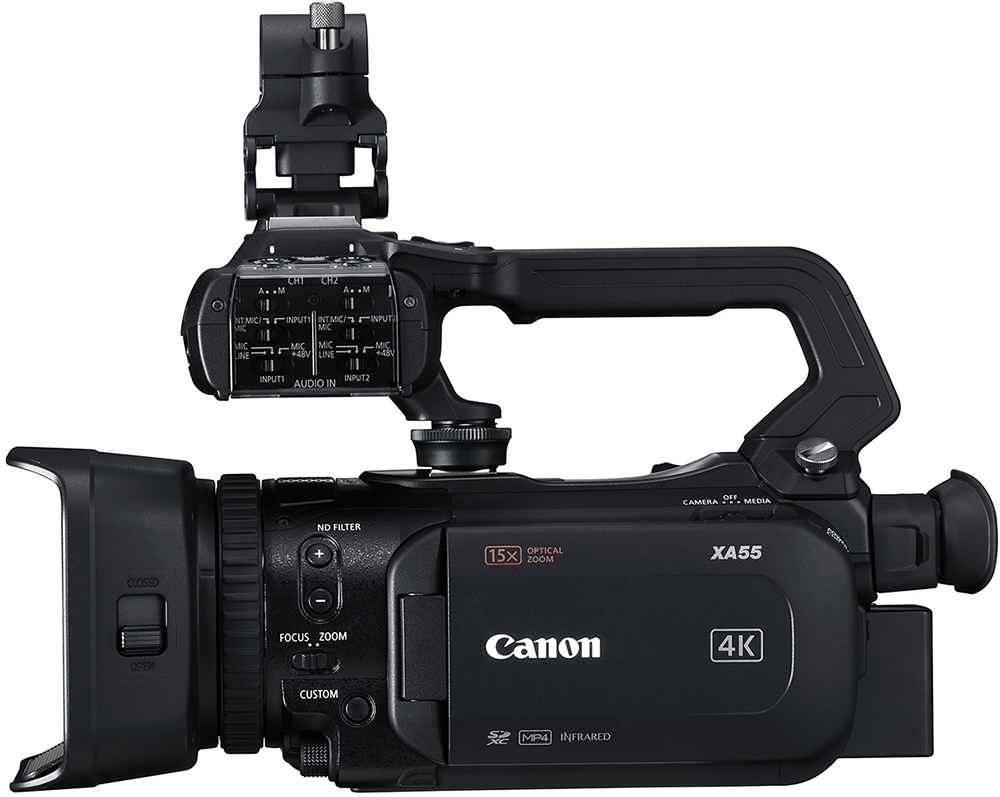 NAB 2019: Five New Canon 4K Camcorders | B&H Explora
