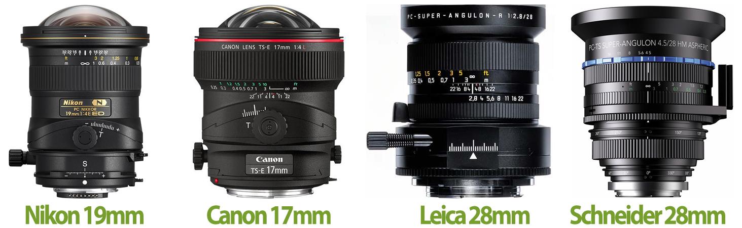 Tilt-Shift Lenses vs  Photoshop Lightroom | B&H Explora