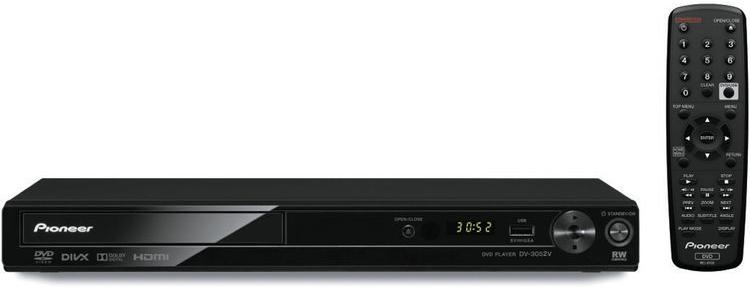 Pioneer DV-3052V Multi-Region / Multi-System DVD Player