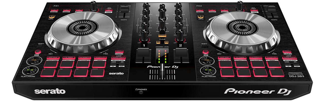 New Pioneer Serato DJ Controller that Scratches | B&H Explora