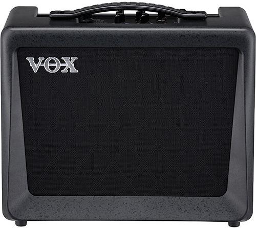 VOX VX15 GT 15W Digital Modeling Combo Amplifier