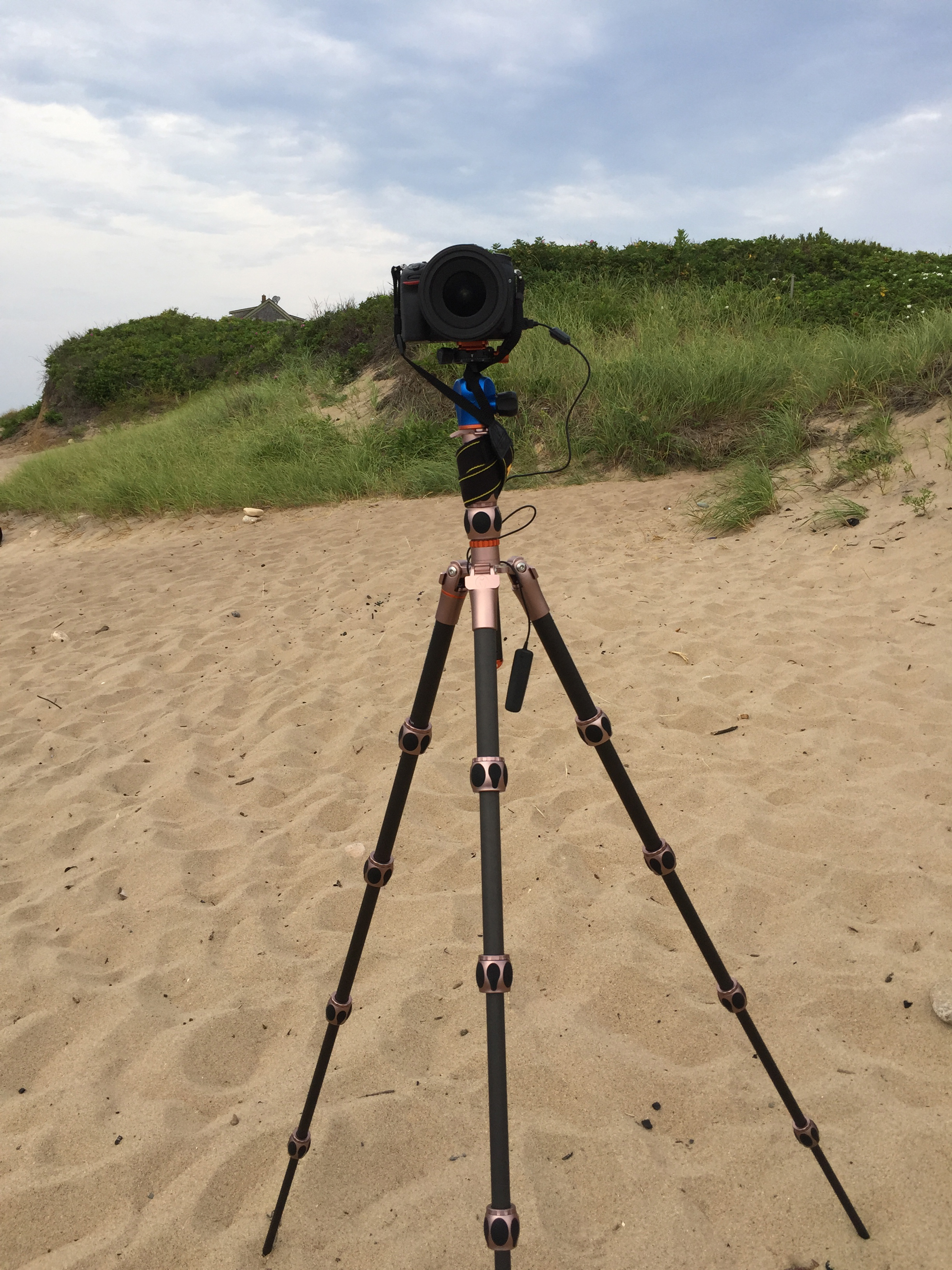 Hands On Review 3 Legged Thing Equinox Tripods B Amp H Explora