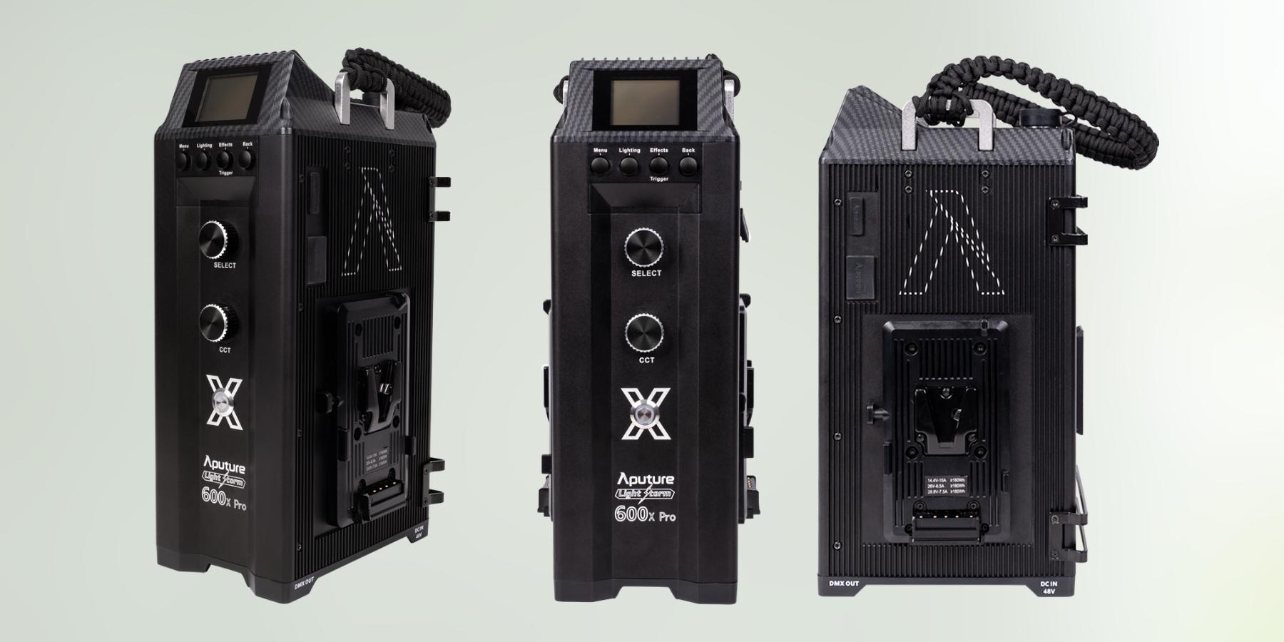 Aputure LS 600x Power Supply