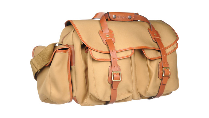 Every Photographer Should Aspire to Own at Least One Billingham Bag!