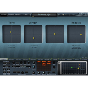 u-he Diva Software Synthesizer (Plug-In Download) 10-12078 B&H