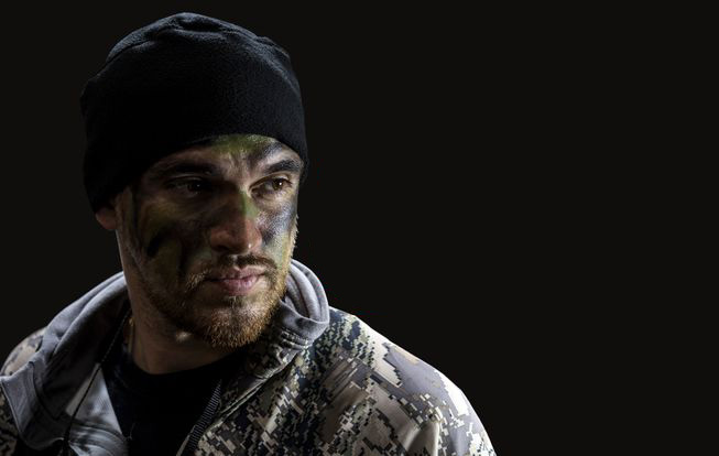 Firefield Woodland Camo Face Paint