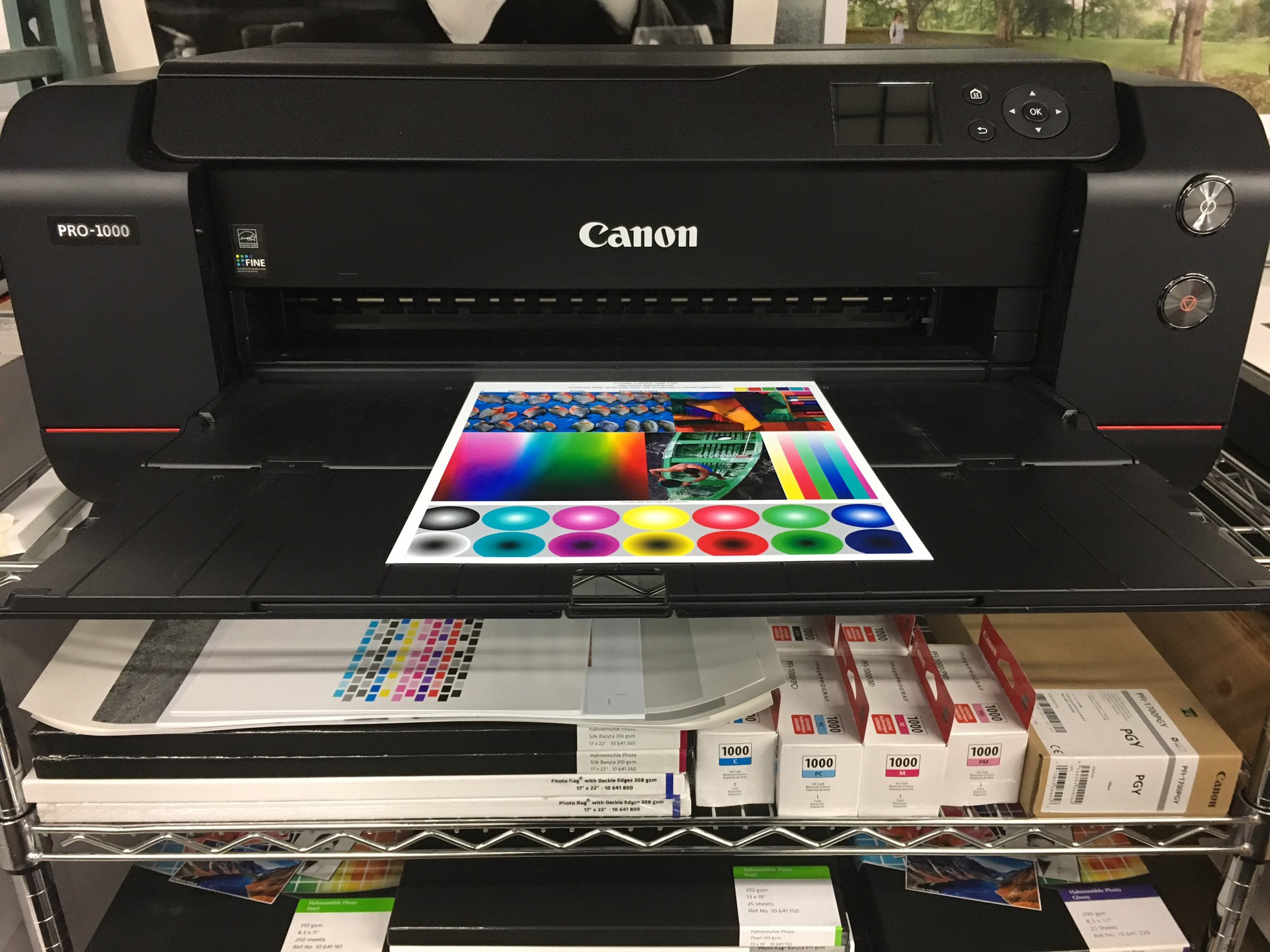 Why I Switched from Epson to Canon Fine Art Inkjet Printers