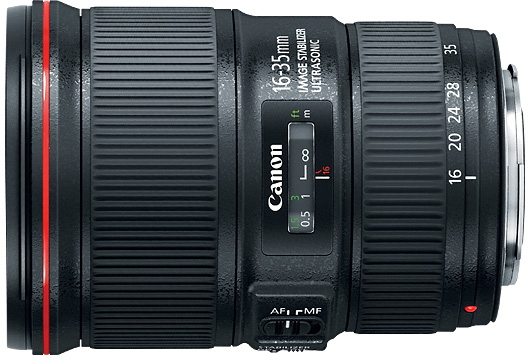 Unveiled Two New Canon Wide Angle Zoom Lenses B Amp H Explora