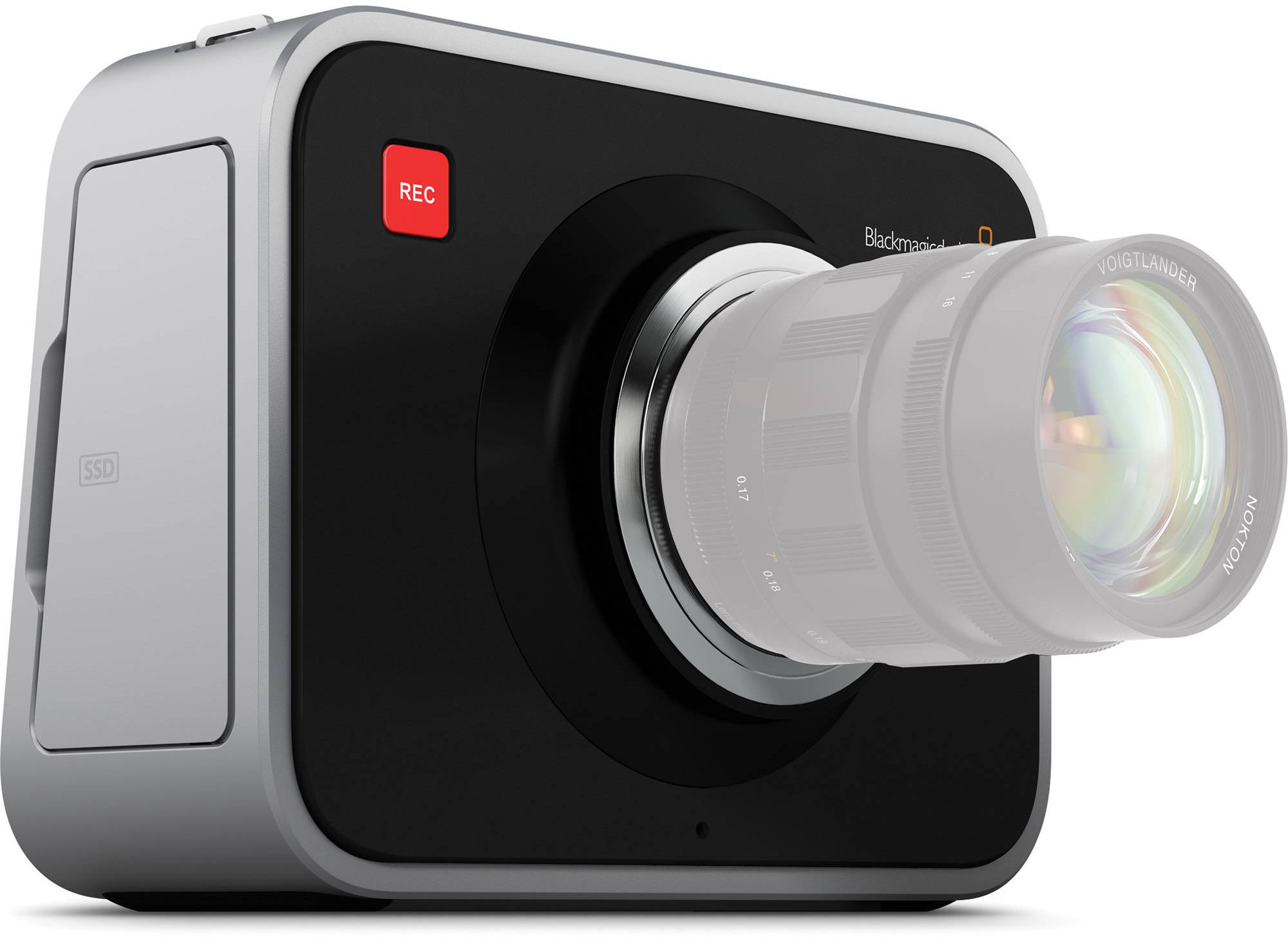 BlackMagic Cinema Camera MFT Windows Vista 32-BIT