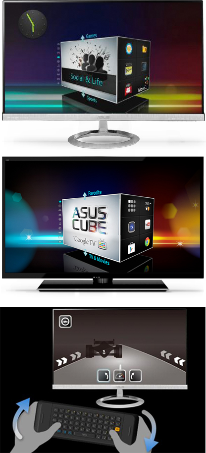 Hands-On Review: ASUS CUBE with Google TV | B&H Explora