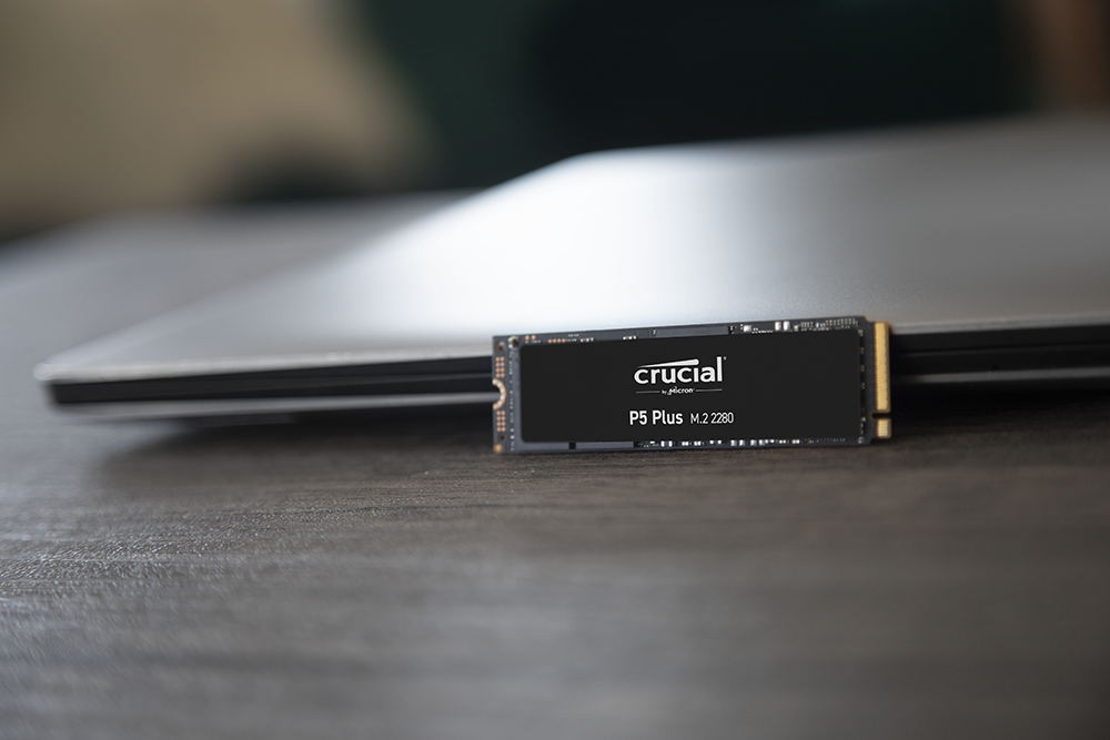 Crucial P5 Plus PCIe 4.0 Solid-State Drive