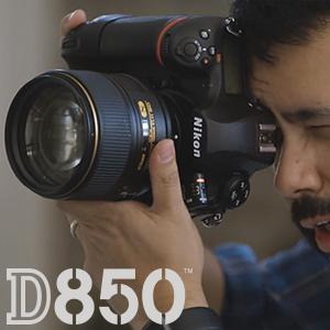 Nikon D850 DSLR Camera (D850 Camera Body) B&H Photo
