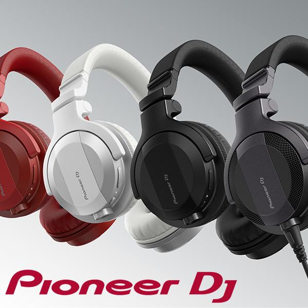 Pioneer DJ HDJ-CUE1 Bluetooth DJ Headphones HDJ-CUE1BT-W/XEGWL