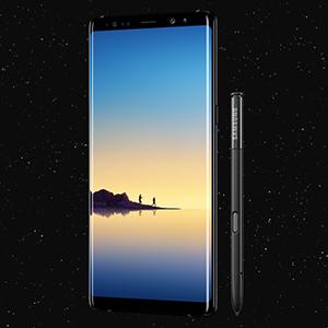 Samsung Galaxy Note 8 SM-N950U 64GB Smartphone SM-N950UZKAXAA