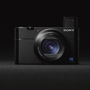 Sony Cyber-shot DSC-RX100 VA Digital Camera DSC-RX100M5A/B B&H
