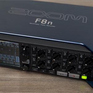 Zoom F8n 8-Input / 10-Track Multi-Track Field Recorder ZF8N B&H