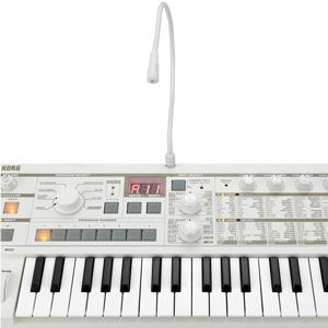 Korg microKORG 37-Key Synthesizer and Vocoder MICROKORG B&H