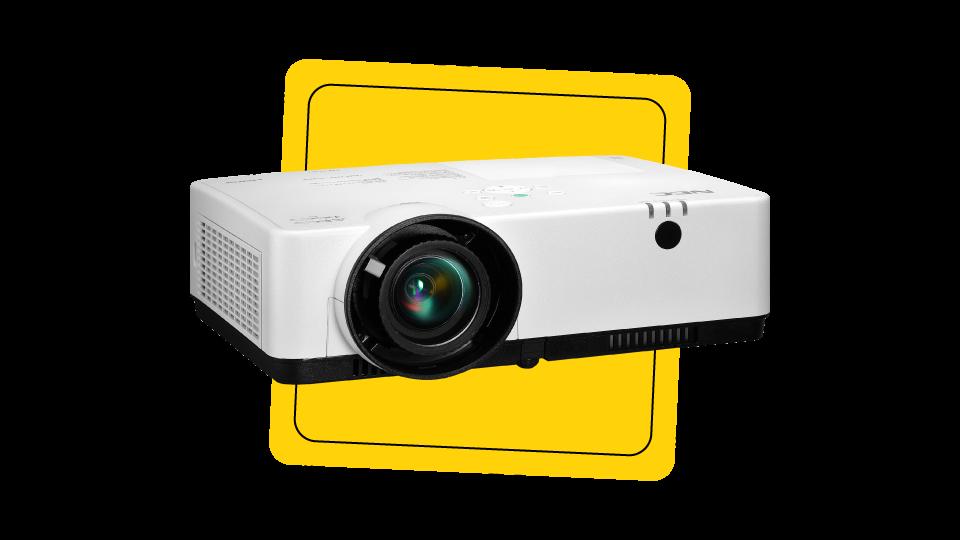 NEC NP-ME403U 4000-Lumen WUXGA LCD Projector