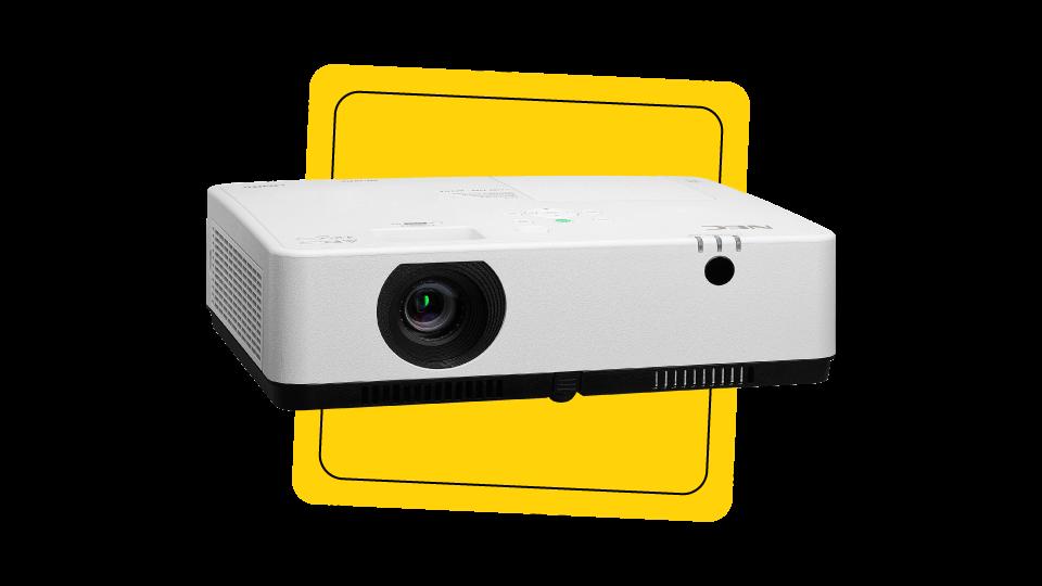 NEC NP-MC423W 4200-Lumen WXGA Education LCD Projector
