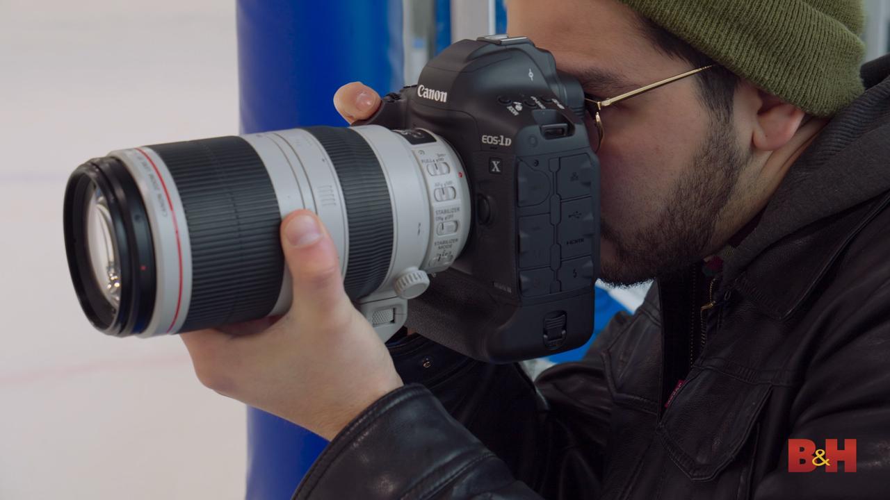 Canon EOS-1D X Mark III DSLR Camera