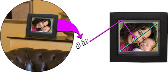 Digital Picture Frame Overview Bh Explora