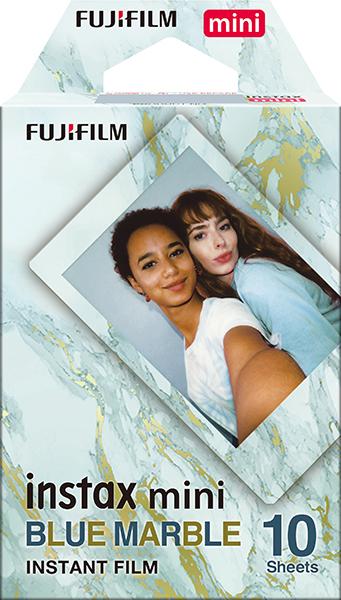 FUJIFILM INSTAX Mini Blue Marble Instant Film