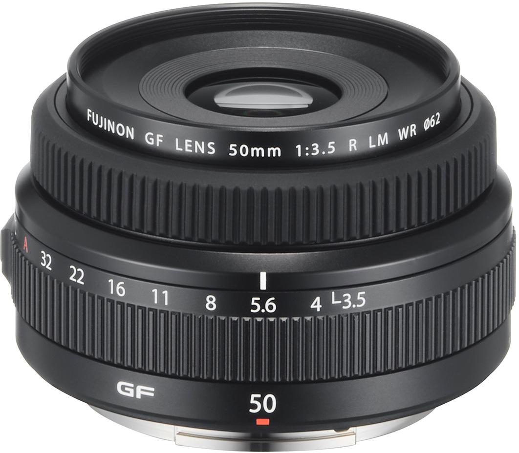 GF 50mm f/3.5 R LM WR Lens