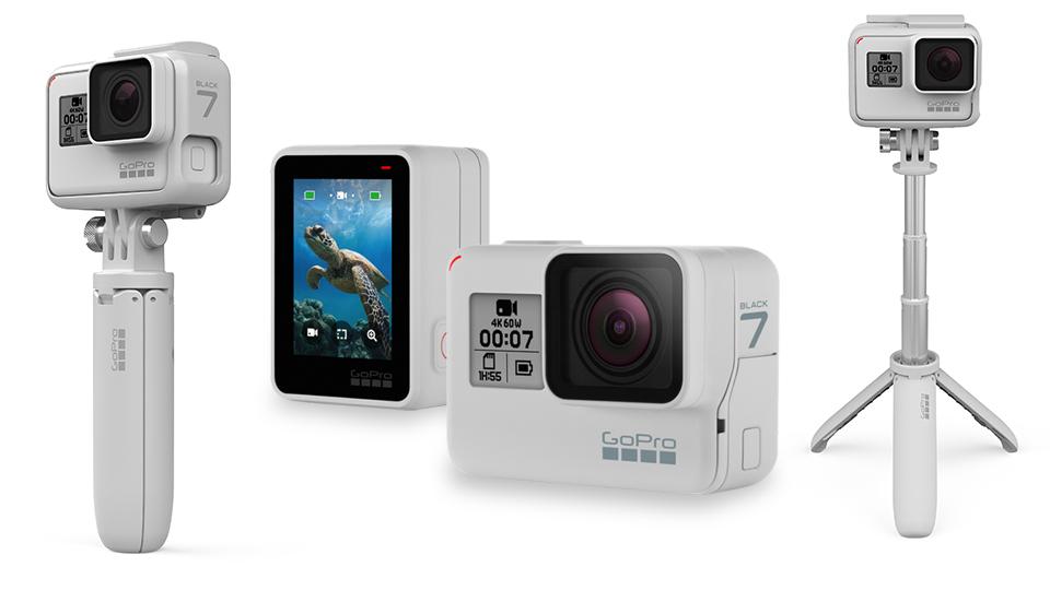 Limited Edition Dusk White GoPro HERO7 Black
