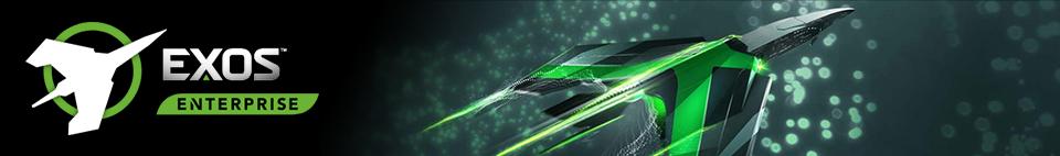 Seagate Exos X: For Hyperscale Enterprise Environments