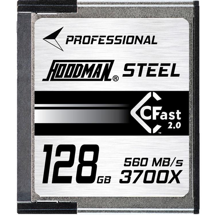 Hoodman HCFAST STEEL 128GB Memory Card