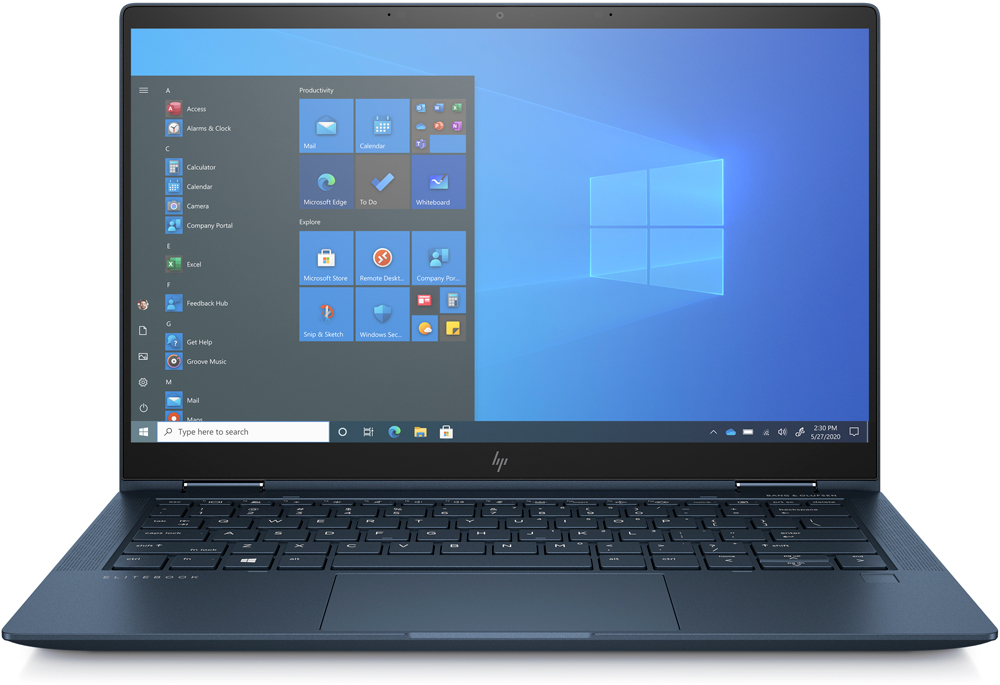 """HP 13.3"""" Elite Dragonfly G2 Multi-Touch 2-in-1 Laptop"""