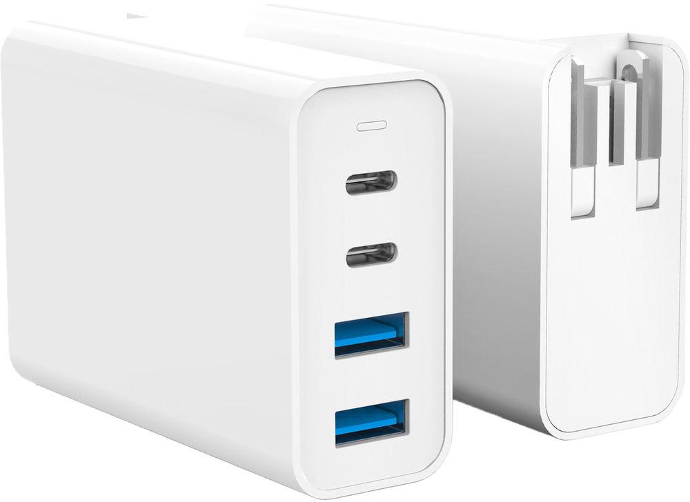 HYPER GaN 100W USB Type-C & USB Type-A Charger