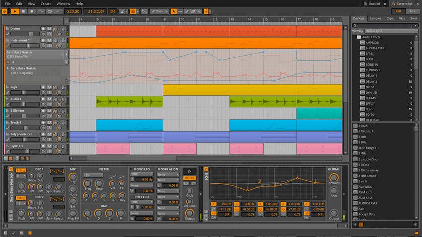 Bitwig Studio versus Ableton Live 9 | B&H Explora