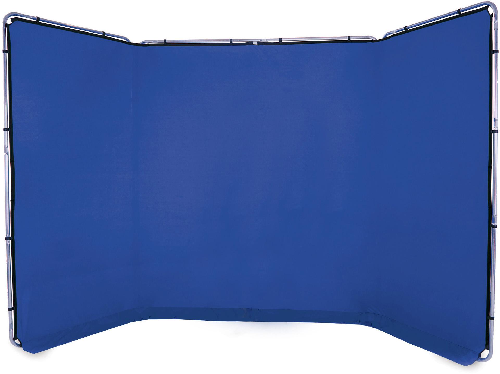 Panoramic Background 13' Chroma Key Blue